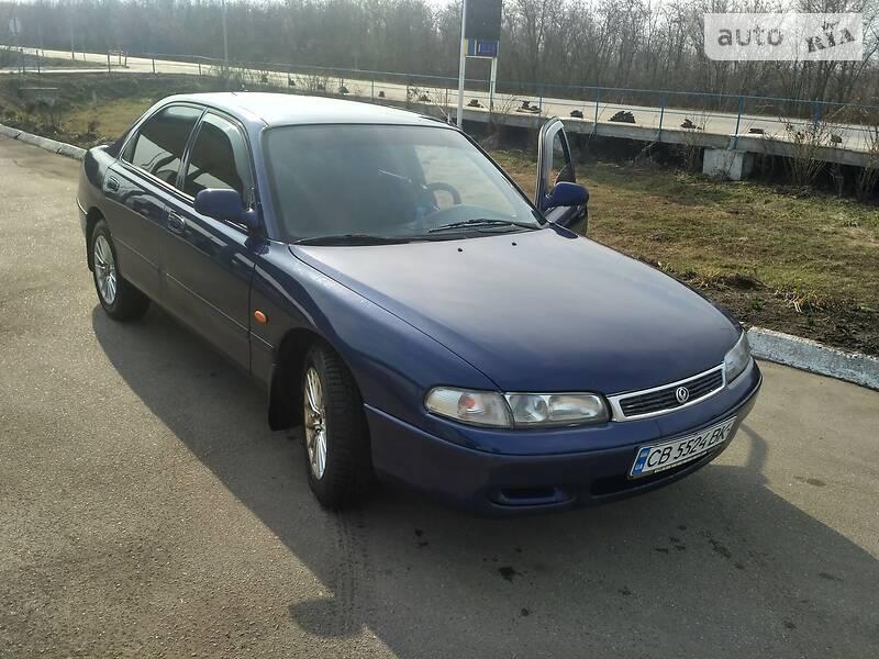 Седан Mazda 626 1996 в Борзні