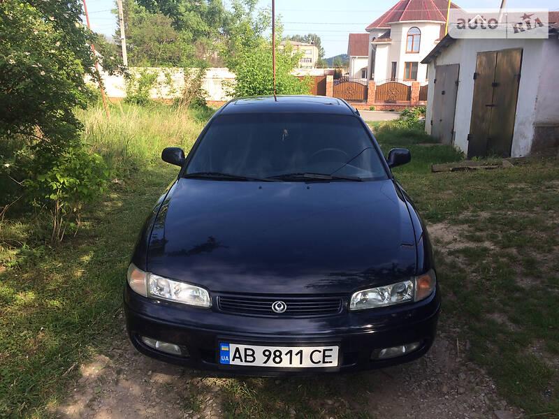 Mazda 626 1996 в Могилев-Подольске