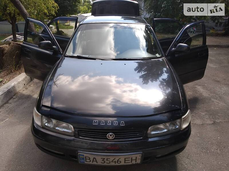 Mazda 626 1993 в Кропивницком