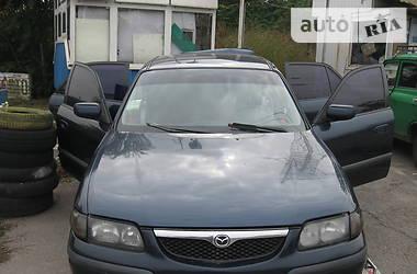 Седан Mazda 626 1999 в Запорожье