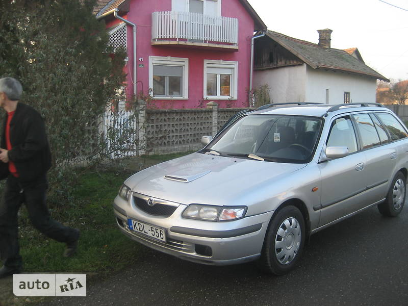 Mazda 626 1999 в Виноградове