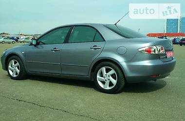 Mazda 6 2004 в Виннице