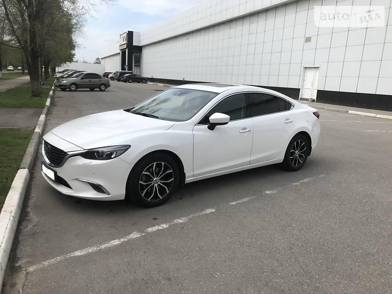 Mazda 6 2016 в Северодонецке