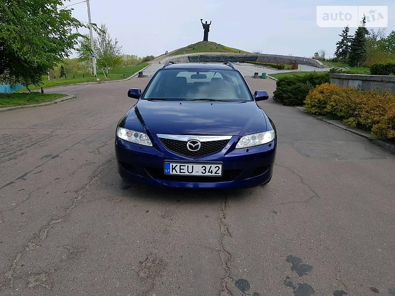 Mazda 6 2004 в Черкассах