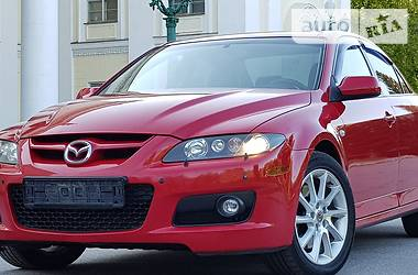 Mazda 6 2007 в Желтых Водах