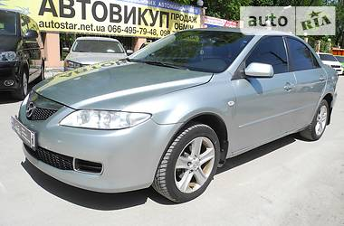 Mazda 6 2006 в Кропивницком