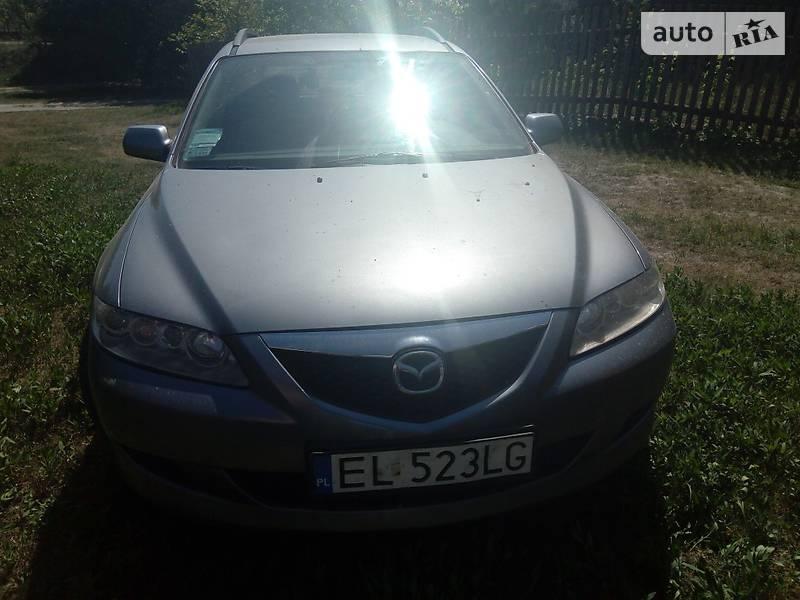 Mazda 6 2003 в Кременце