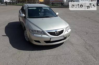 Mazda 6 2004 в Львове