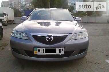 Mazda 6 2003 в Донецке
