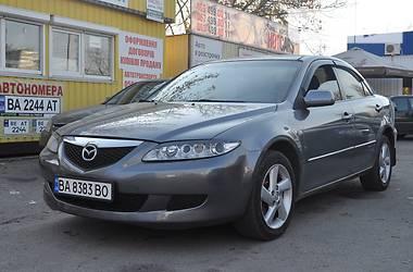Mazda 6 2004 в Кропивницком