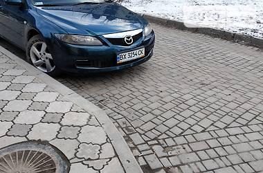 Mazda 6 2006 в Каменец-Подольском