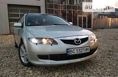 Mazda 6 2006 в Дрогобыче