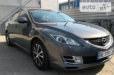 Mazda 6 2008 в Николаеве