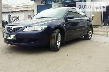 Mazda 6 2002 в Николаеве