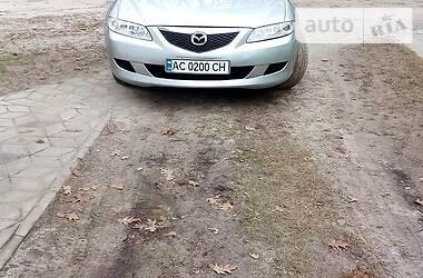 Mazda 6 2002 в Владимир-Волынском