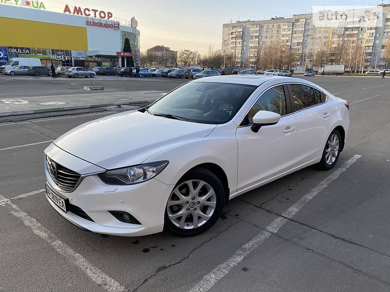Mazda 6 2014 в Запорожье