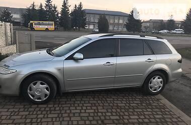 Mazda 6 2004 в Луцке