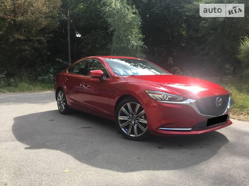 Седан Mazda 6 2018 в Києві