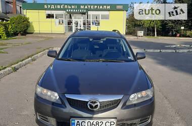 Mazda 6 2007 в Луцке