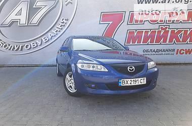 Mazda 6 2003 в Хмельницком