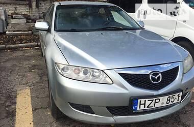 Mazda 6 2004 в Харькове