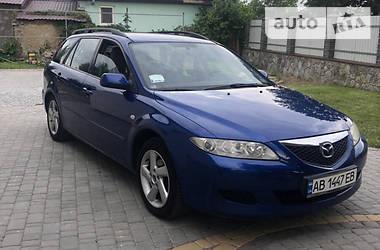 Mazda 6 2002 в Гнивани