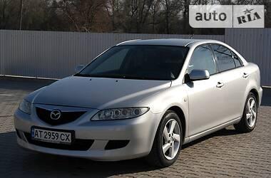 Mazda 6 2004 в Снятине