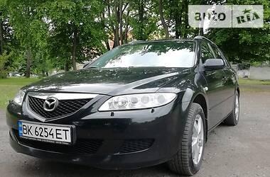Унiверсал Mazda 6 2004 в Млиніві