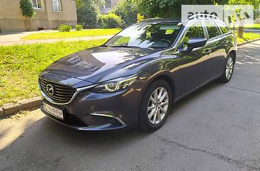 Универсал Mazda 6 2016 в Луцке