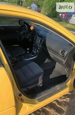 Хетчбек Mazda 6 2003 в Чернігові