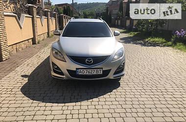 Универсал Mazda 6 2012 в Мукачево