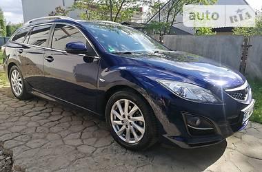 Универсал Mazda 6 2010 в Ивано-Франковске