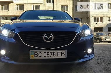 Седан Mazda 6 2012 в Львове
