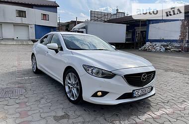 Седан Mazda 6 2012 в Черновцах