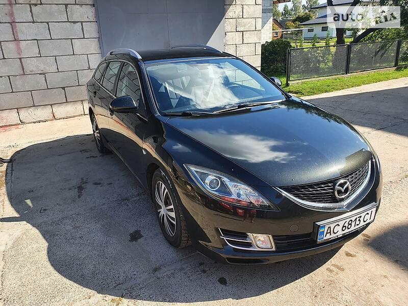 Mazda 6 MZR CD 2.2