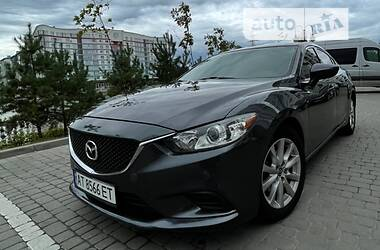 Седан Mazda 6 2014 в Ивано-Франковске