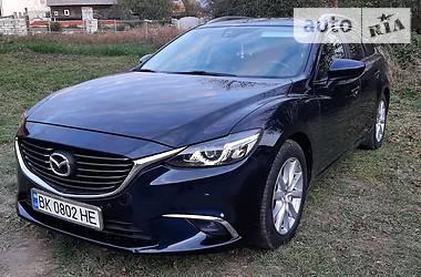 Универсал Mazda 6 2016 в Ровно
