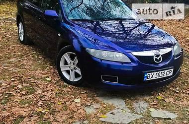 Седан Mazda 6 2006 в Каменец-Подольском