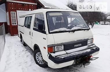 Mazda B-series 1990 в Рожнятові