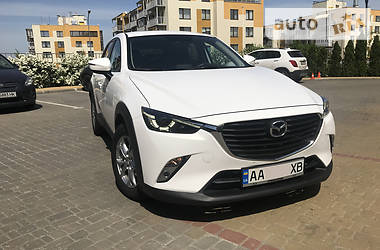 Mazda CX-3 2016 в Киеве