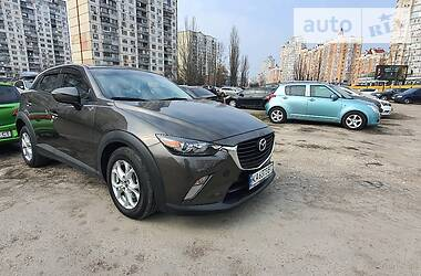 Mazda CX-3 2015 в Киеве