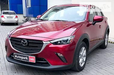 Внедорожник / Кроссовер Mazda CX-3 2019 в Одессе