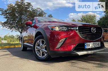 Внедорожник / Кроссовер Mazda CX-3 2016 в Киеве