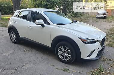 Позашляховик / Кросовер Mazda CX-3 2019 в Кам'янському