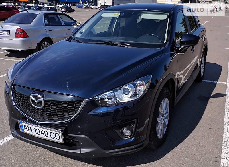 Позашляховик / Кросовер Mazda CX-5 2014 в Житомирі
