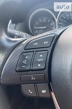 Внедорожник / Кроссовер Mazda CX-5 2016 в Львове