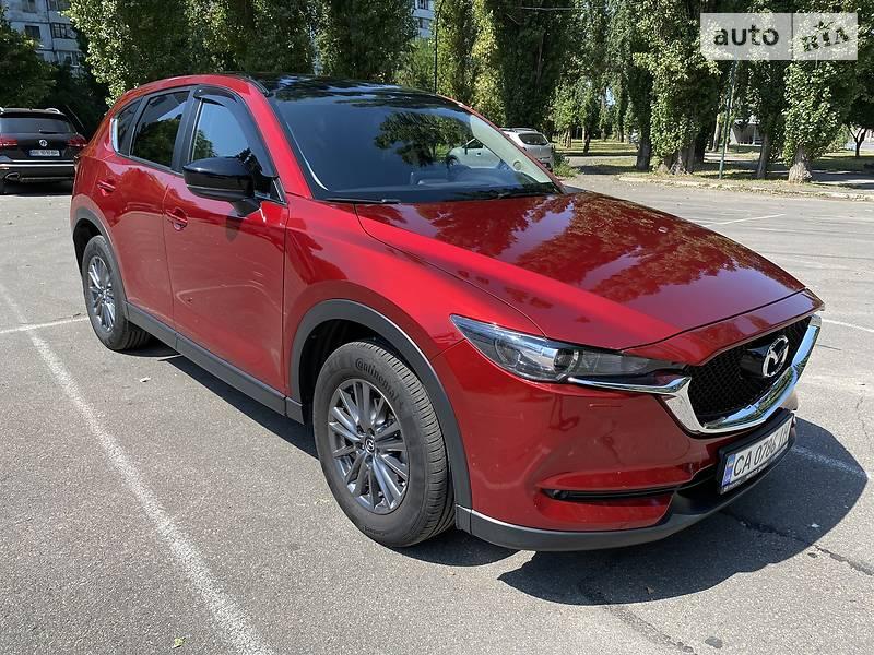 Внедорожник / Кроссовер Mazda CX-5 2017 в Николаеве