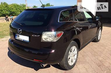 Mazda CX-7 2008 в Покровську