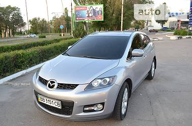Mazda CX-7 2009 в Луганске
