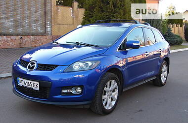 Mazda CX-7 2008 в Ровно